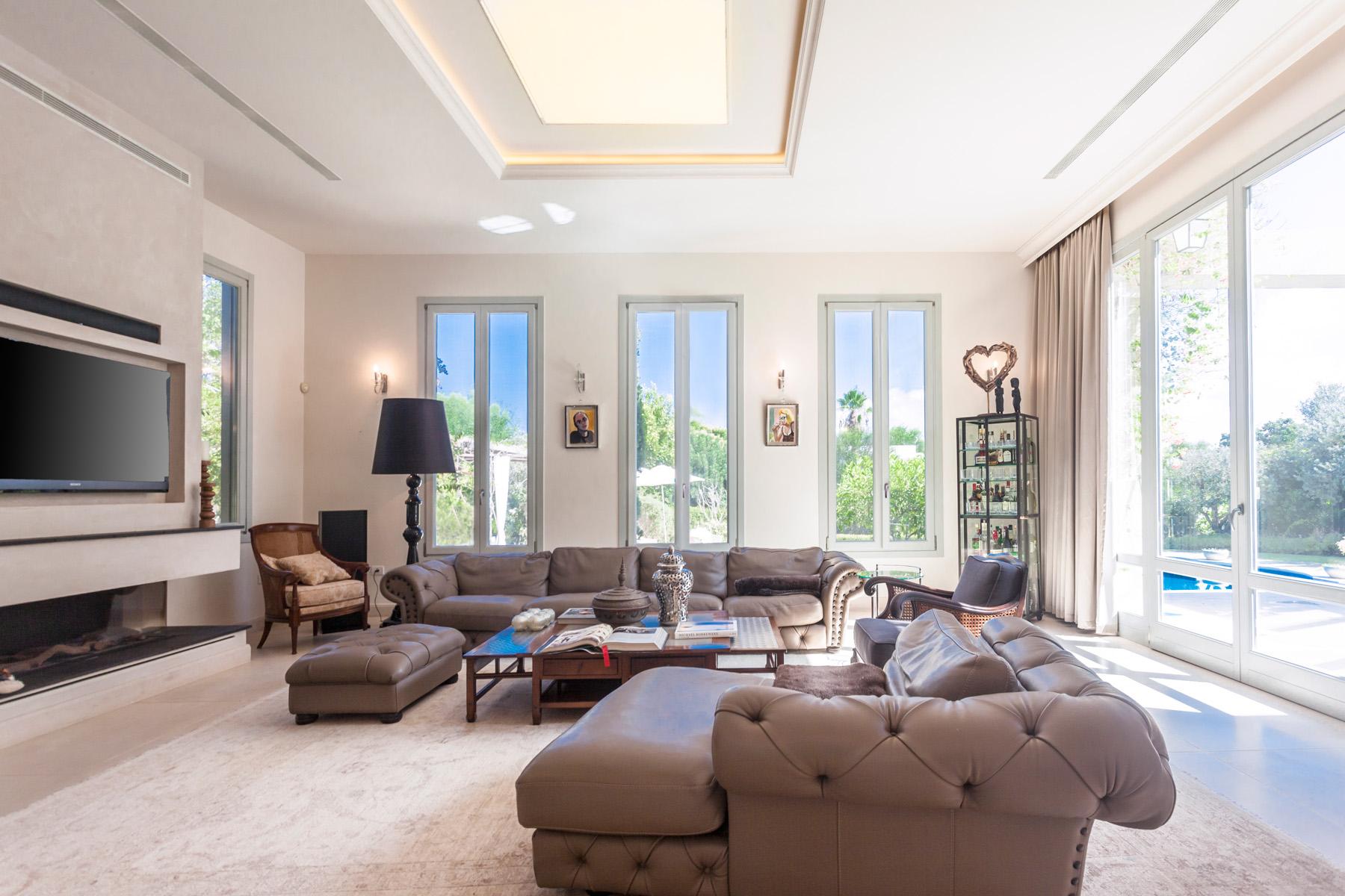 עיצוב הבית בסגנון קלאסי מודרני