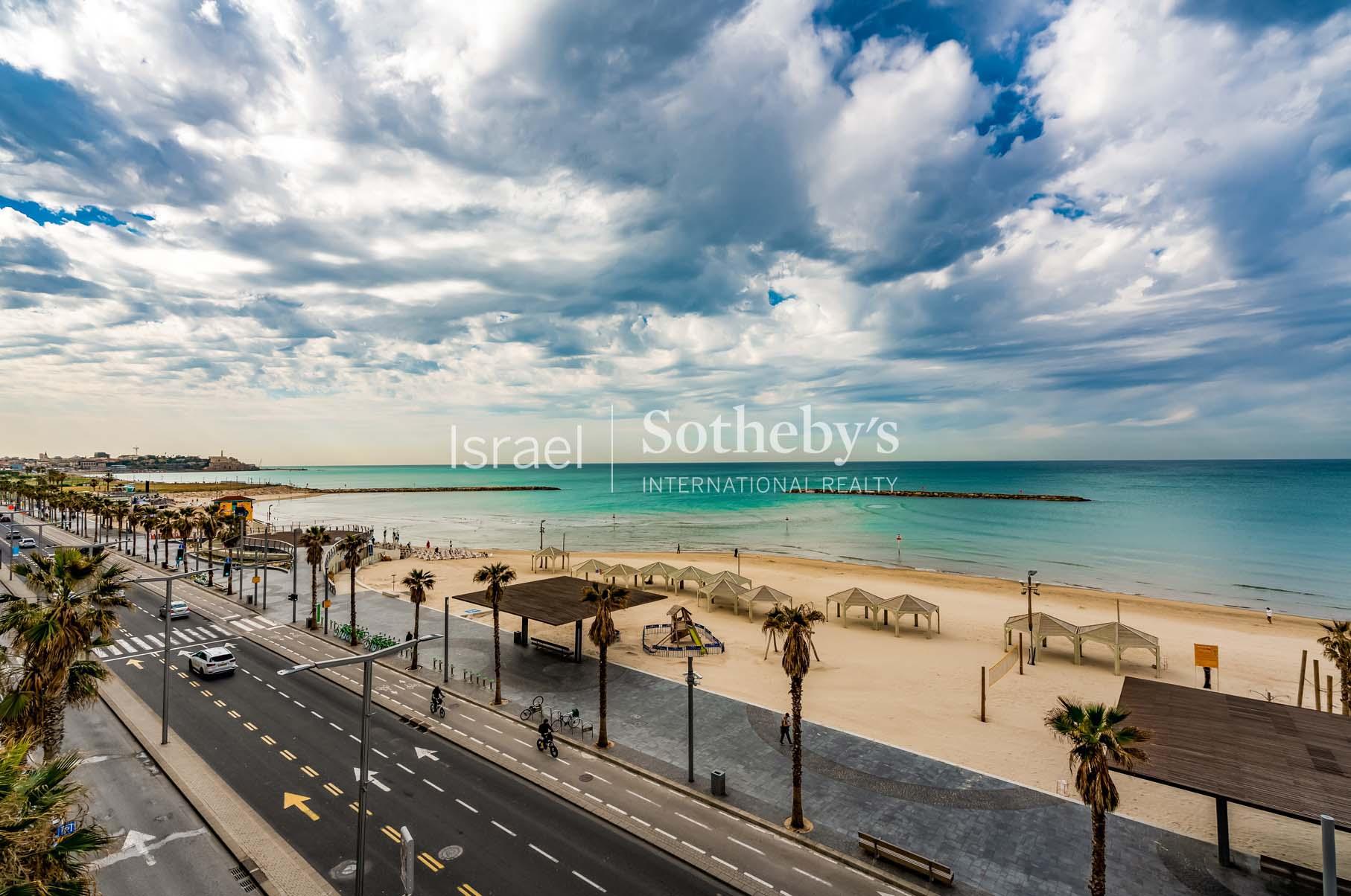 דירות למכירה בתל אביב מול הים