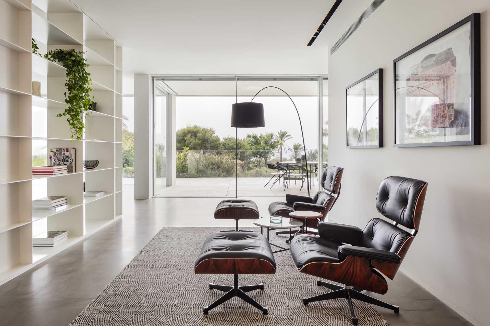 עיצוב דירות בסגנון מודרני