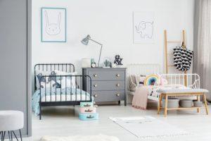 איך לעצב חדר קטן לשני ילדים