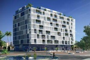 פרויקט חדש בתל אביב